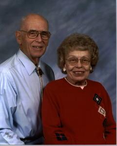 Jim & Ilene Dunbar, 2002