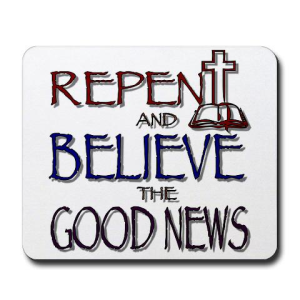 repent-believe